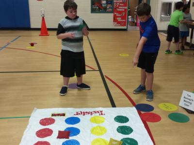 Adapted Field Day